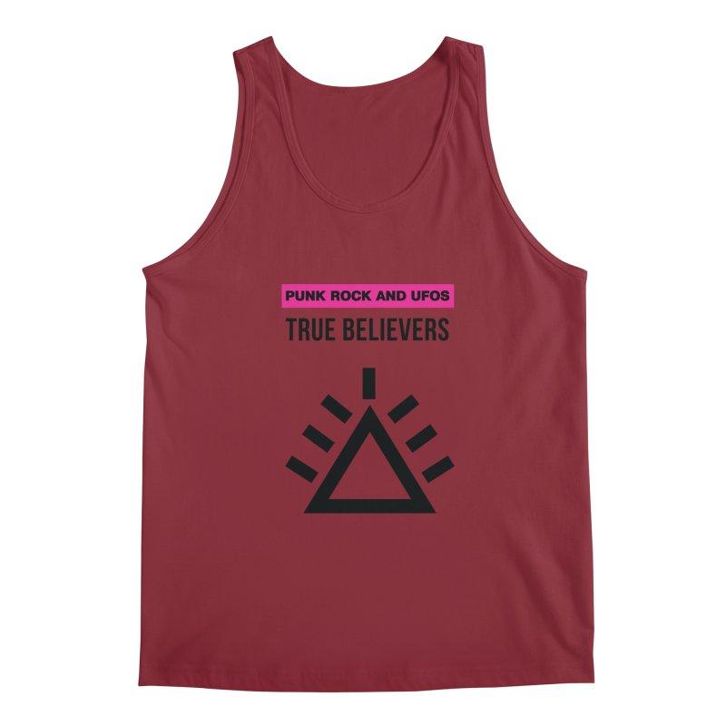 True Believers Men's Regular Tank by punkrockandufos's Artist Shop