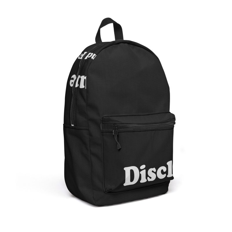Disclosure Kids Accessories Backpack Bag by punkrockandufos's Artist Shop