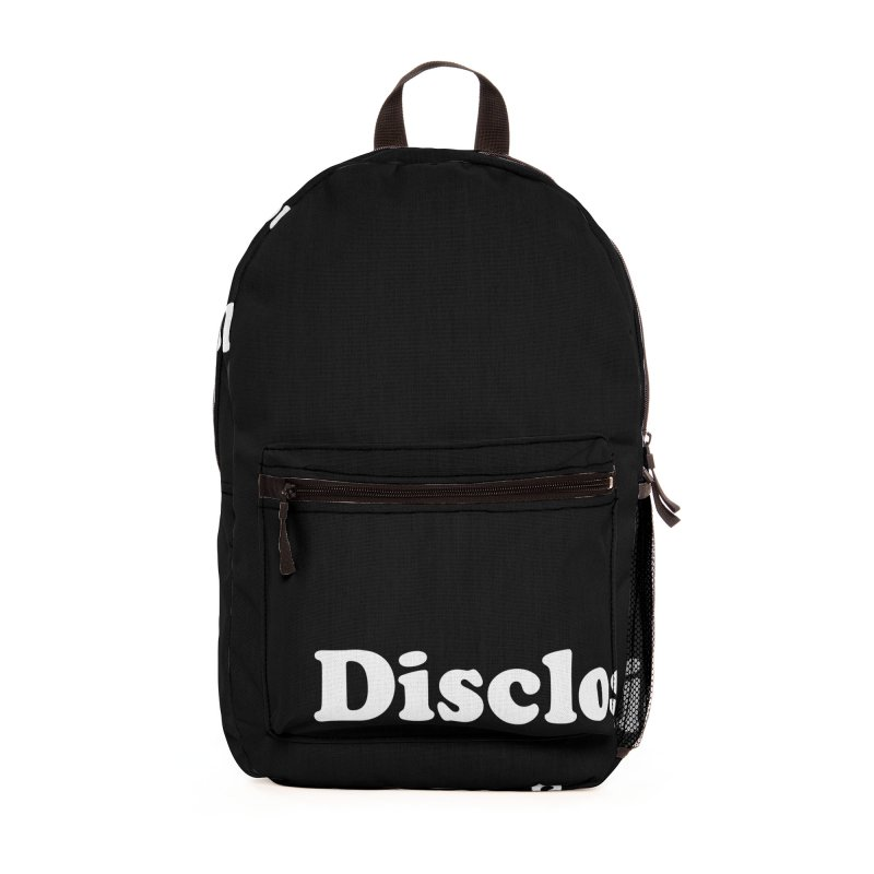 Disclosure Kids Accessories Bag by punkrockandufos's Artist Shop