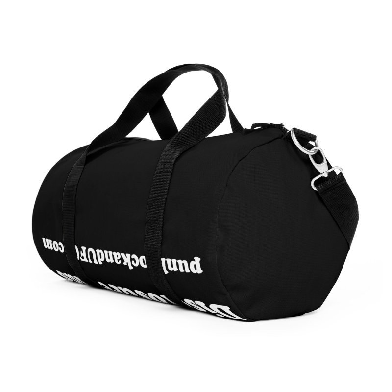 Disclosure Kids Accessories Duffel Bag Bag by punkrockandufos's Artist Shop