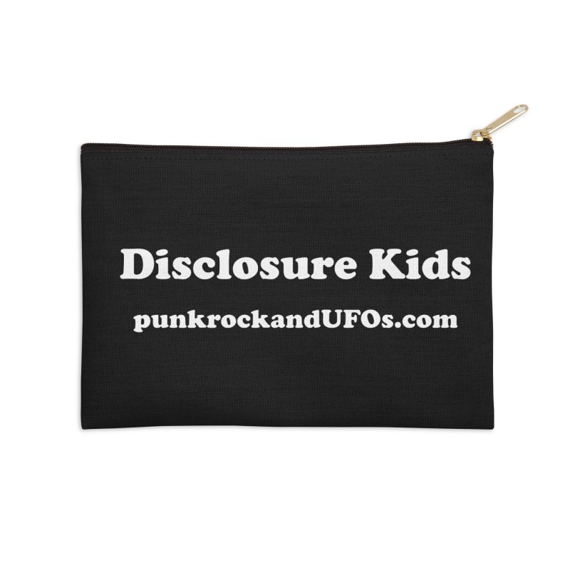 Disclosure Kids Accessories Zip Pouch by punkrockandufos's Artist Shop