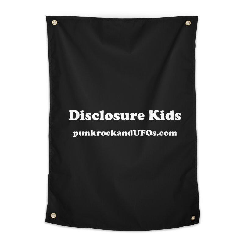 Disclosure Kids Home Tapestry by punkrockandufos's Artist Shop