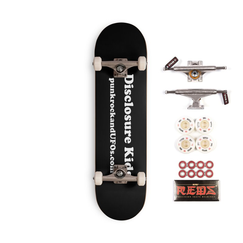 Disclosure Kids Accessories Complete - Pro Skateboard by punkrockandufos's Artist Shop