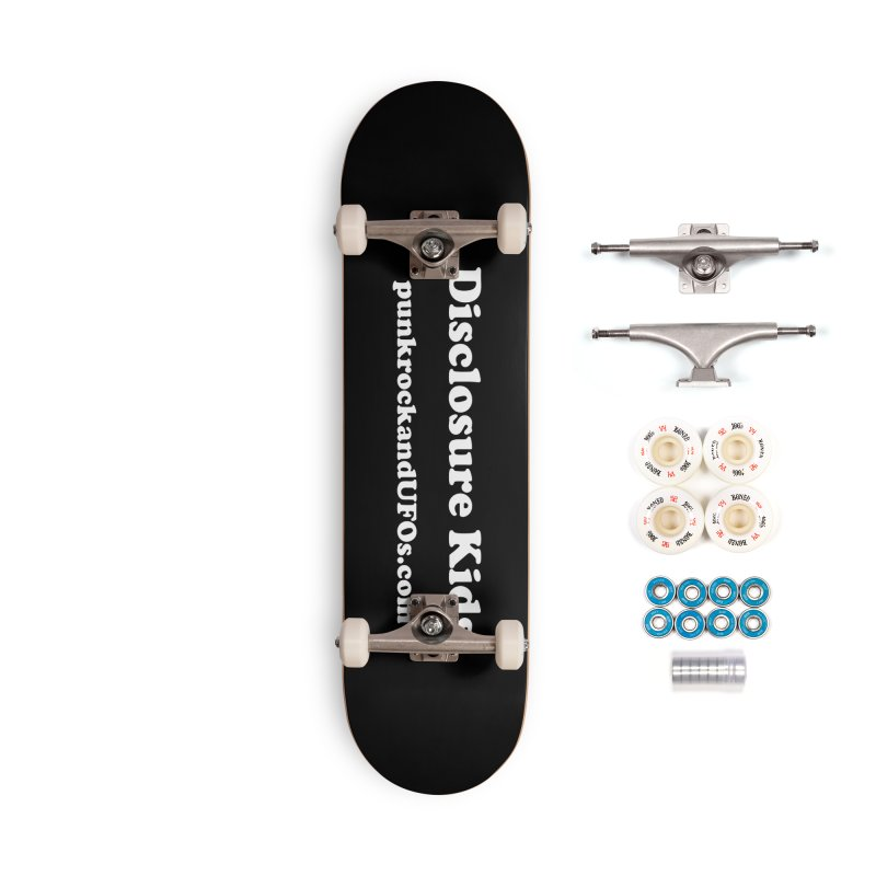 Disclosure Kids Accessories Complete - Premium Skateboard by punkrockandufos's Artist Shop