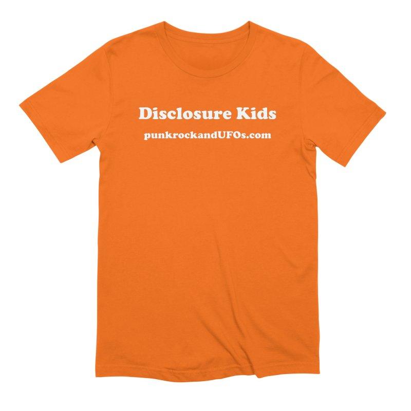 Disclosure Kids Men's Extra Soft T-Shirt by punkrockandufos's Artist Shop