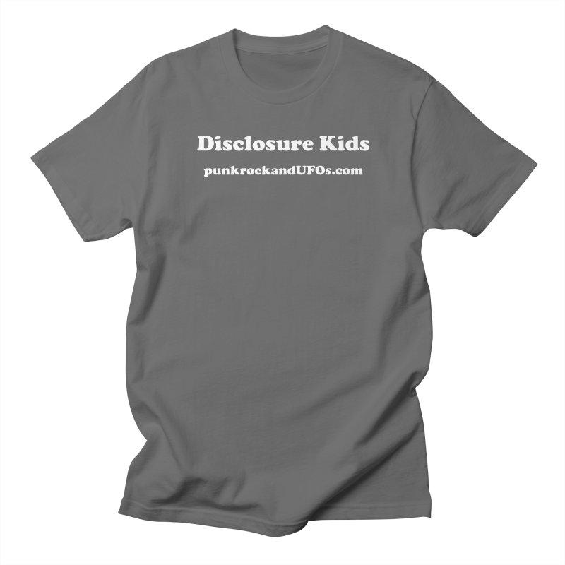 Disclosure Kids Men's T-Shirt by punkrockandufos's Artist Shop