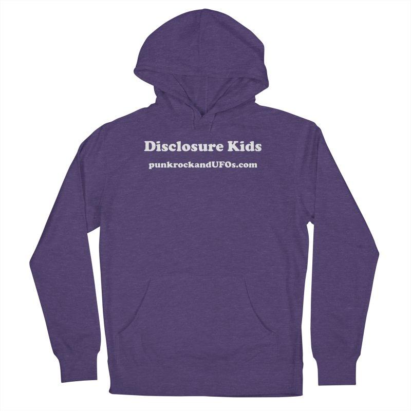 Disclosure Kids Men's French Terry Pullover Hoody by punkrockandufos's Artist Shop