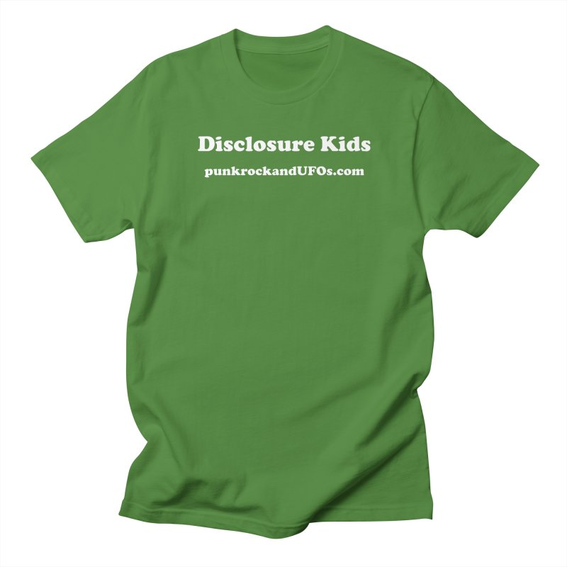 Disclosure Kids Men's Regular T-Shirt by punkrockandufos's Artist Shop