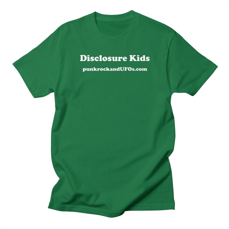 Disclosure Kids Women's Regular Unisex T-Shirt by punkrockandufos's Artist Shop