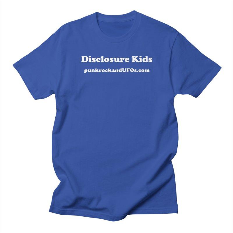 Disclosure Kids Men's Regular T-Shirt by punkrockandufos's Artist Shop