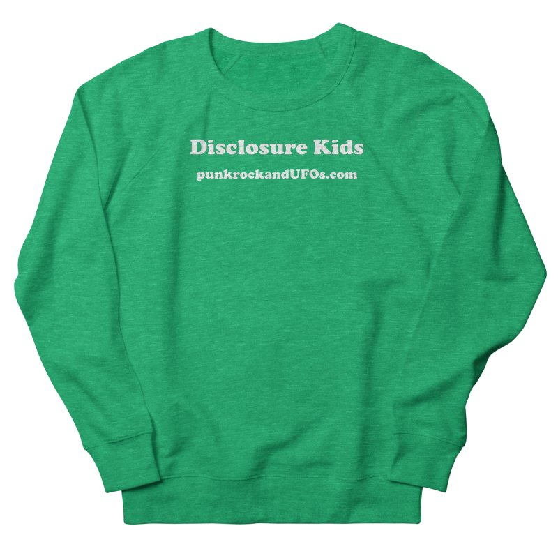 Disclosure Kids Women's Sweatshirt by punkrockandufos's Artist Shop