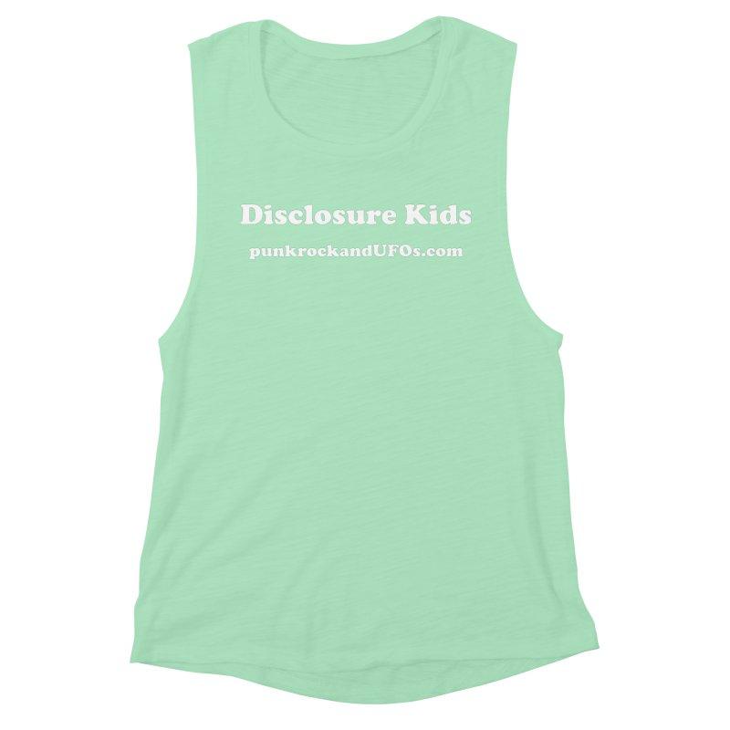 Disclosure Kids Women's Tank by punkrockandufos's Artist Shop