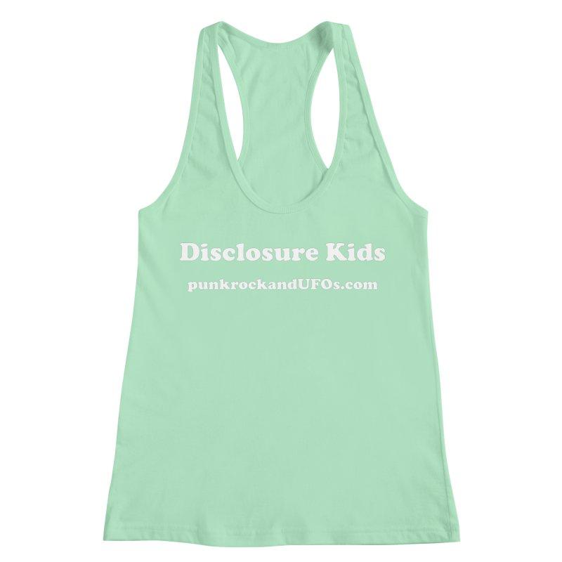 Disclosure Kids Women's Racerback Tank by punkrockandufos's Artist Shop