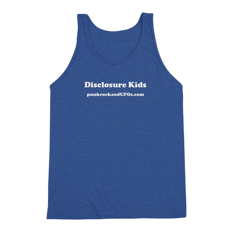 Disclosure Kids Men's Tank by punkrockandufos's Artist Shop