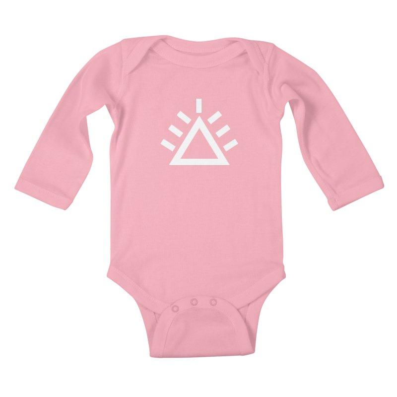 ICON Kids Baby Longsleeve Bodysuit by punkrockandufos's Artist Shop
