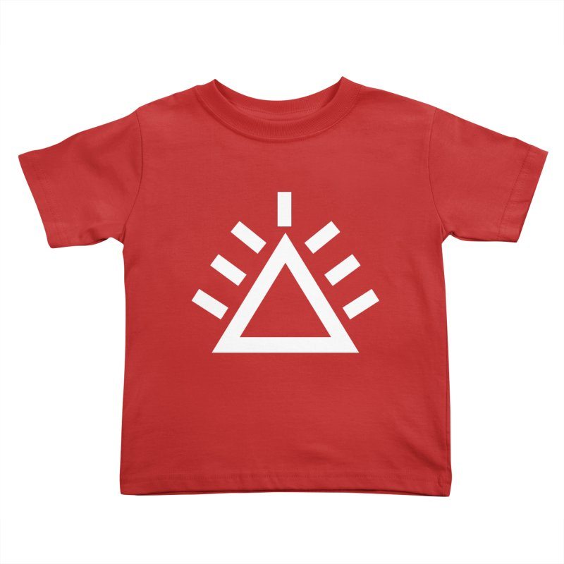 ICON Kids Toddler T-Shirt by punkrockandufos's Artist Shop