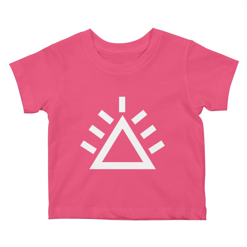 ICON Kids Baby T-Shirt by punkrockandufos's Artist Shop
