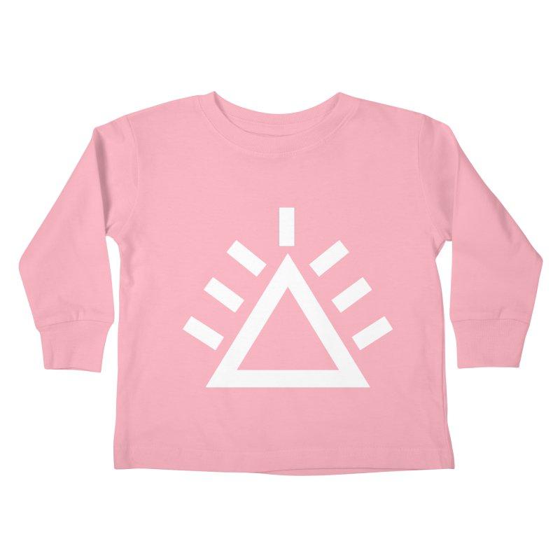 ICON Kids Toddler Longsleeve T-Shirt by punkrockandufos's Artist Shop
