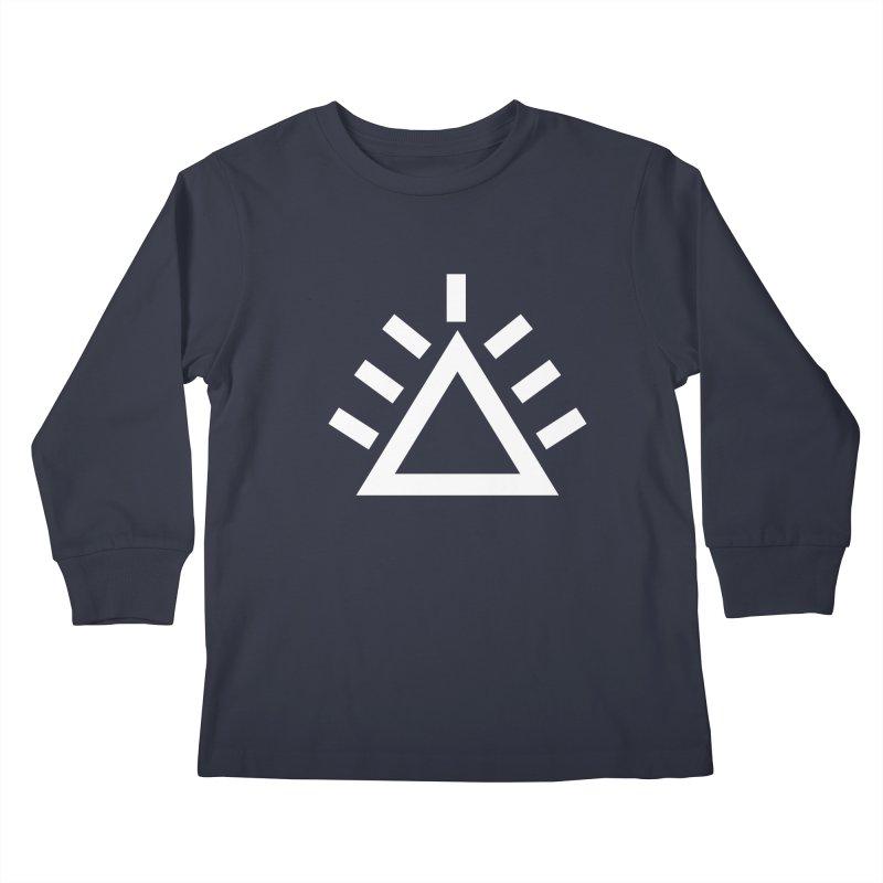 ICON Kids Longsleeve T-Shirt by punkrockandufos's Artist Shop