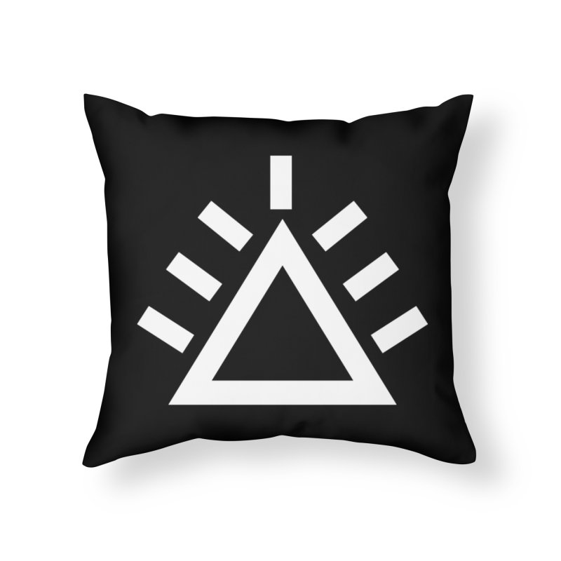 ICON Home Throw Pillow by punkrockandufos's Artist Shop