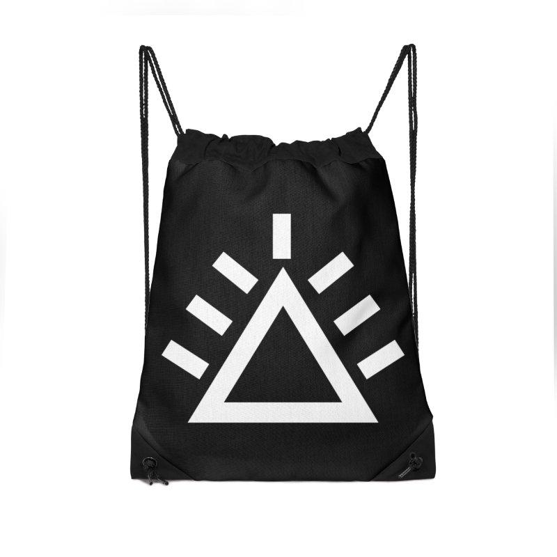 ICON Accessories Drawstring Bag Bag by punkrockandufos's Artist Shop