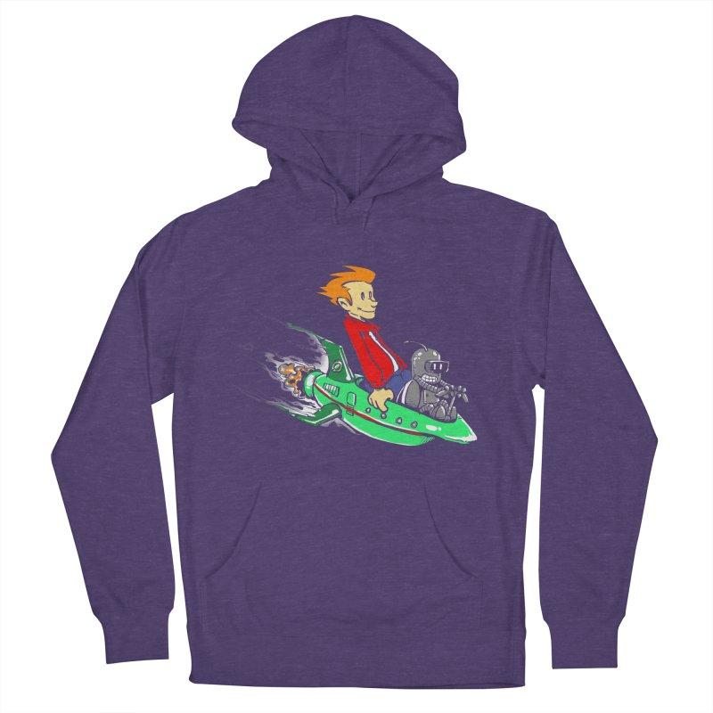 Bender & Fry Men's Pullover Hoody by punksthetic's Artist Shop