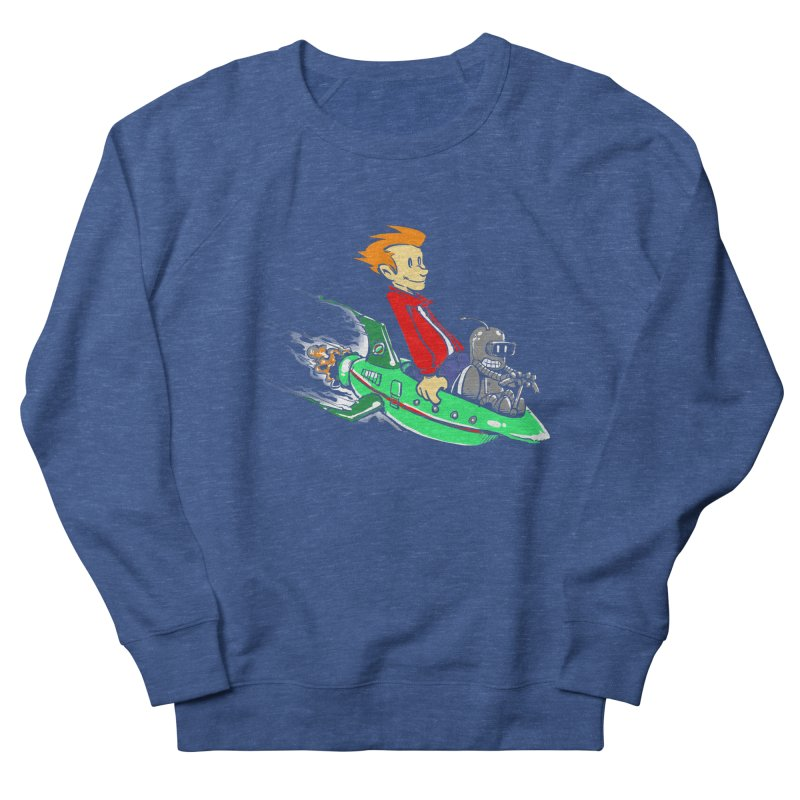 Bender & Fry Women's Sweatshirt by punksthetic's Artist Shop