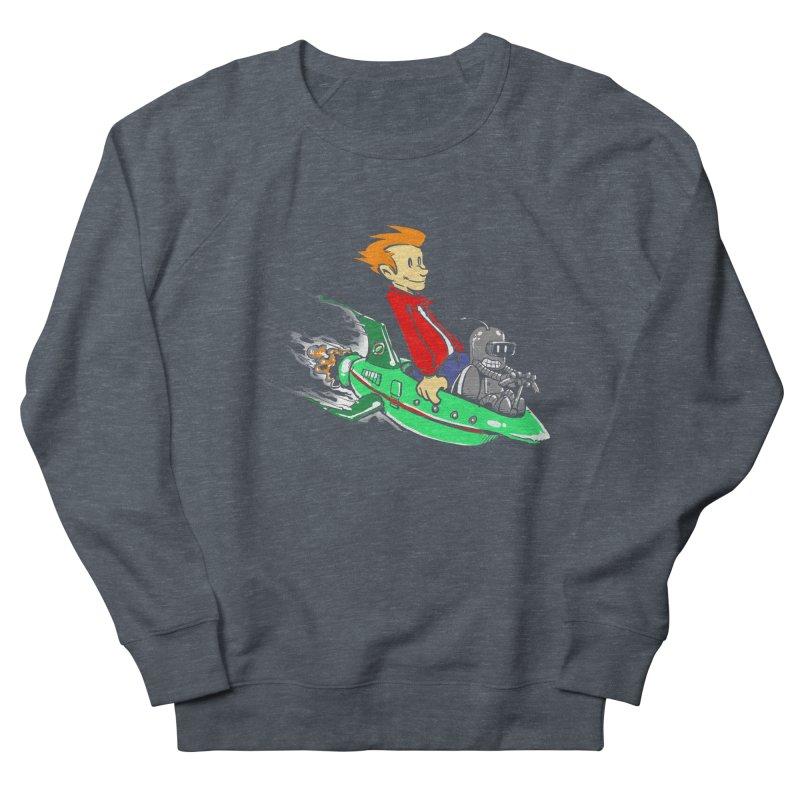 Bender & Fry Women's Sweatshirt by punksthetic's Artist Shop
