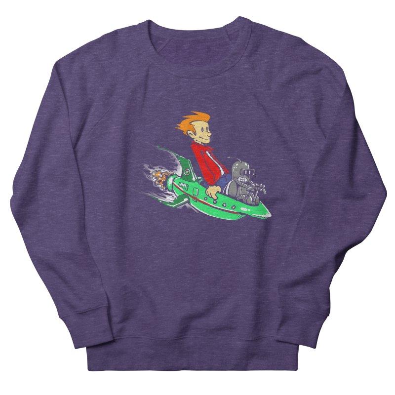 Bender & Fry Men's Sweatshirt by punksthetic's Artist Shop