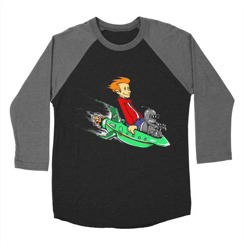 Bender & Fry Women's Baseball Triblend T-Shirt by punksthetic's Artist Shop