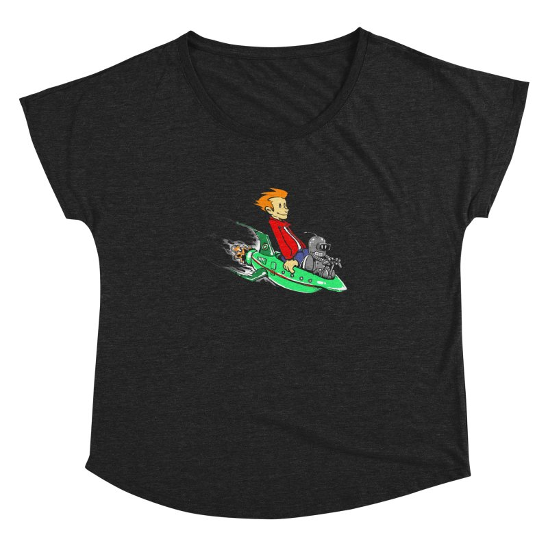 Bender & Fry Women's Dolman by punksthetic's Artist Shop