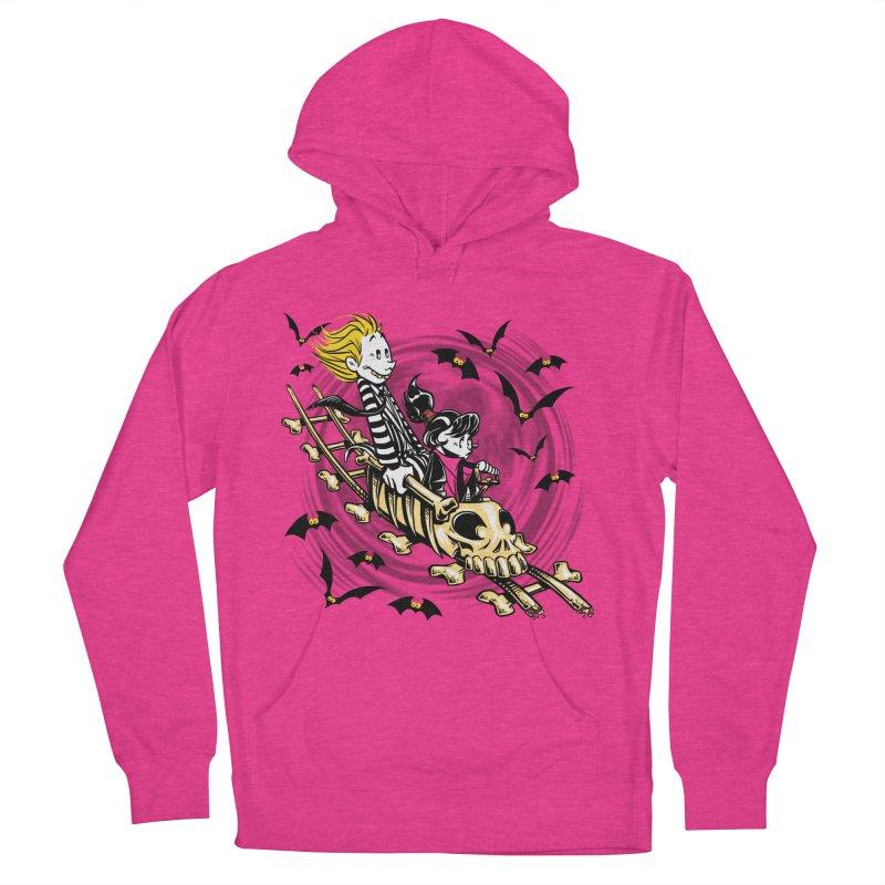 Calvydia & Beetlehobbes Women's Pullover Hoody by punksthetic's Artist Shop