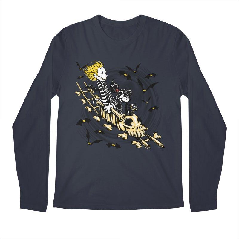 Calvydia & Beetlehobbes Men's Longsleeve T-Shirt by punksthetic's Artist Shop