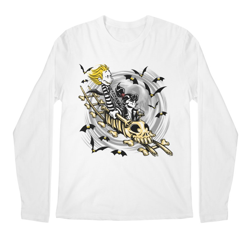 Calvydia & Beetlehobbes Men's Longsleeve T-Shirt by punksthetic's Artist Shop
