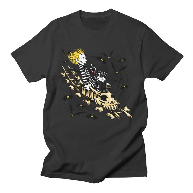 Calvydia & Beetlehobbes Men's T-Shirt by punksthetic's Artist Shop