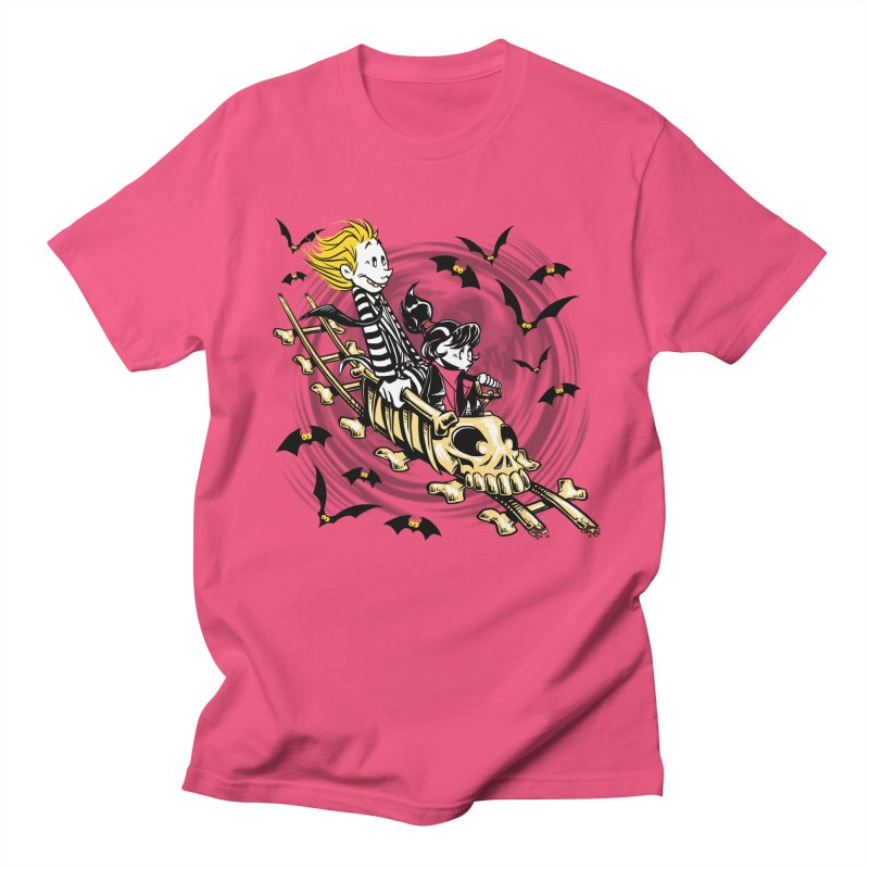 Calvydia & Beetlehobbes Men's T-shirt by punksthetic's Artist Shop
