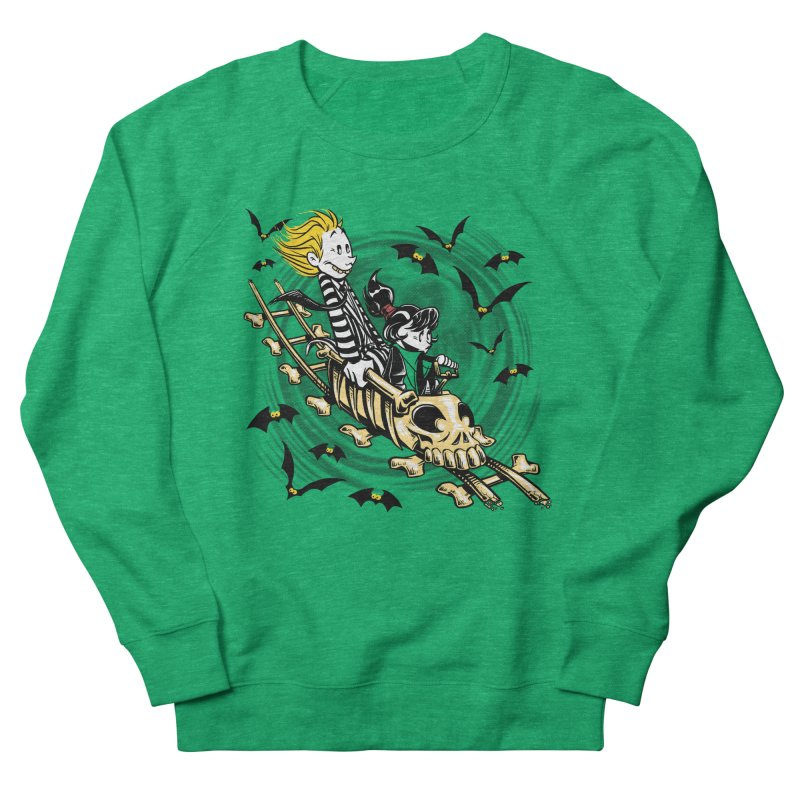 Calvydia & Beetlehobbes Women's Sweatshirt by punksthetic's Artist Shop