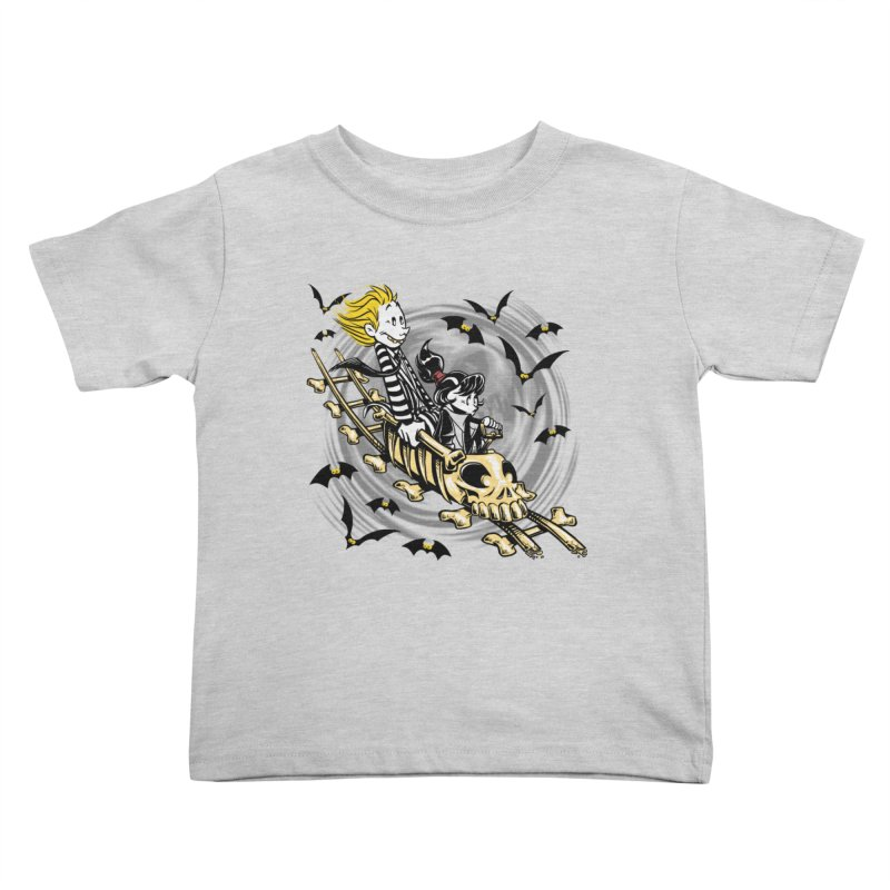 Calvydia & Beetlehobbes Kids Toddler T-Shirt by punksthetic's Artist Shop
