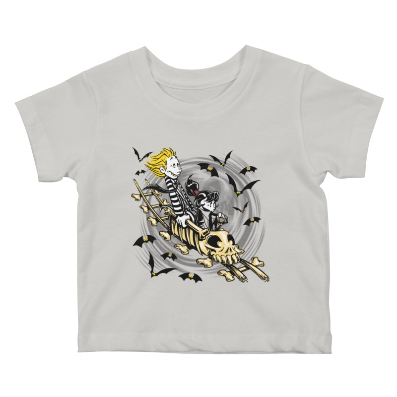 Calvydia & Beetlehobbes Kids Baby T-Shirt by punksthetic's Artist Shop