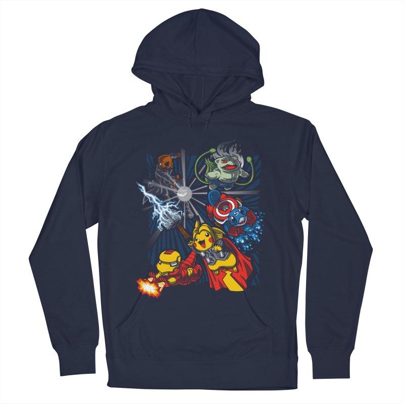 Avengermon Men's Pullover Hoody by punksthetic's Artist Shop
