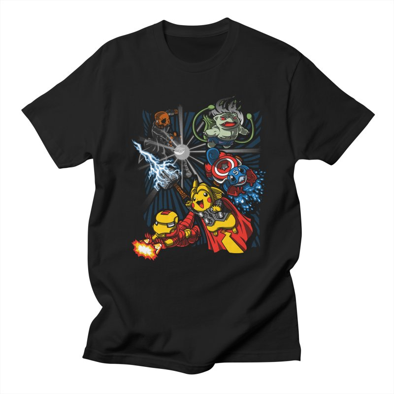 Avengermon Men's T-shirt by punksthetic's Artist Shop