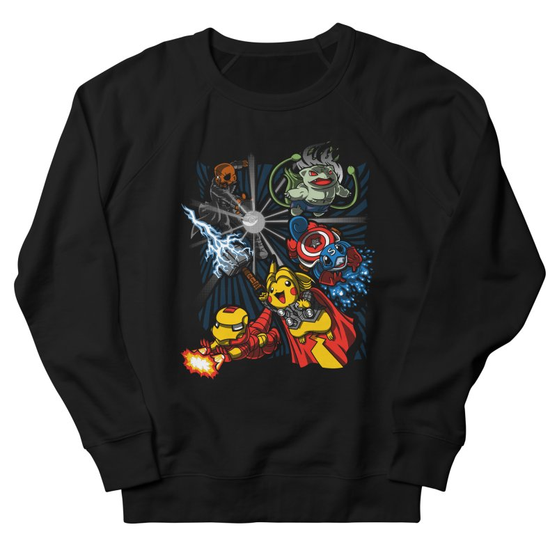 Avengermon Women's Sweatshirt by punksthetic's Artist Shop