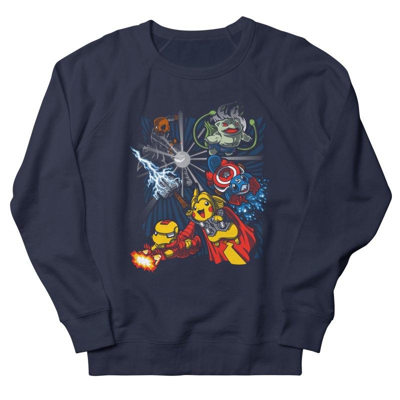 Avengermon Men's Sweatshirt by punksthetic's Artist Shop
