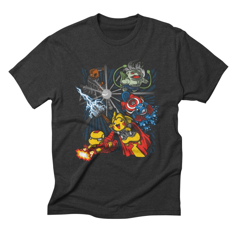 Avengermon Men's Triblend T-Shirt by punksthetic's Artist Shop