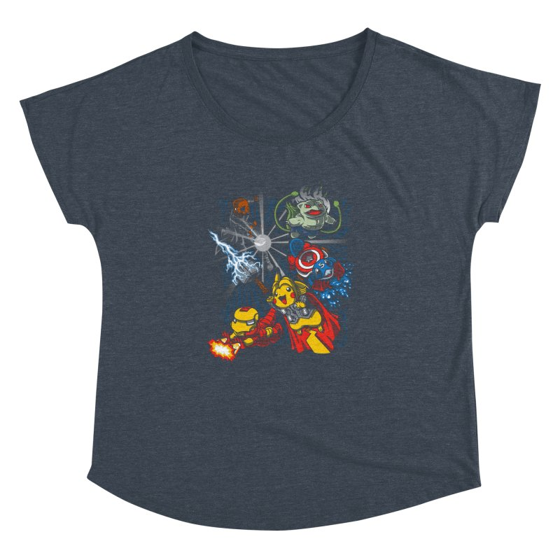 Avengermon Women's Dolman by punksthetic's Artist Shop