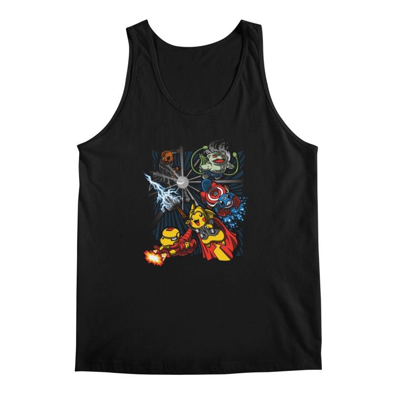 Avengermon Men's Tank by punksthetic's Artist Shop