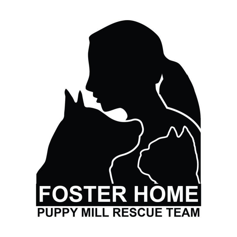 Foster Home Women's T-Shirt by puppymillrescueteam's Artist Shop