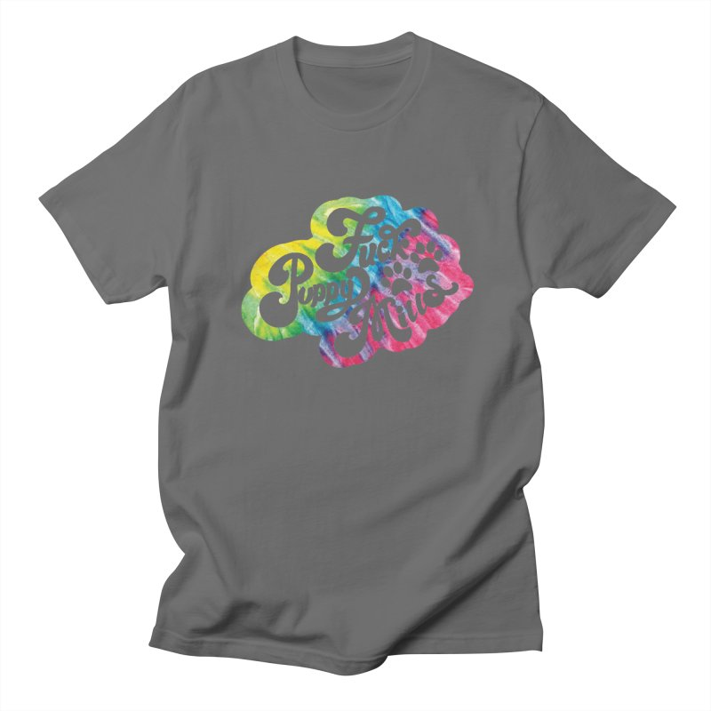 F Puppy Mills Men's T-Shirt by puppymillrescueteam's Artist Shop