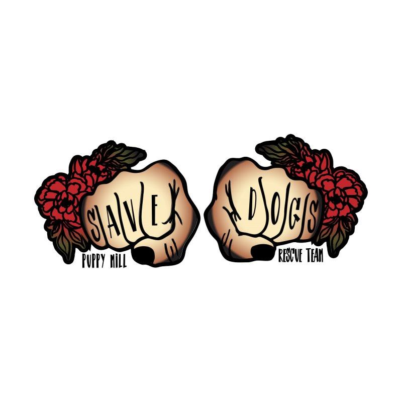 Save Dogs Tattoo Women's T-Shirt by puppymillrescueteam's Artist Shop