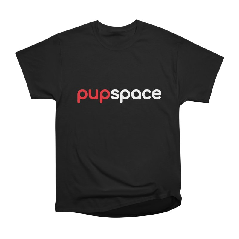 Pupspace Logo T-Shirt Men's T-Shirt by pupspace's Artist Shop
